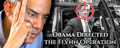 Obama directed Flynn operation