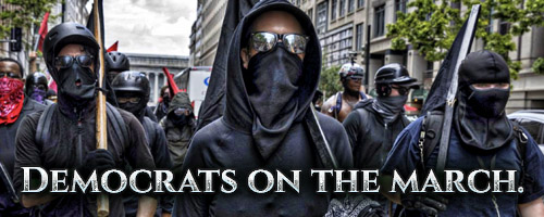 Antifa Democrats