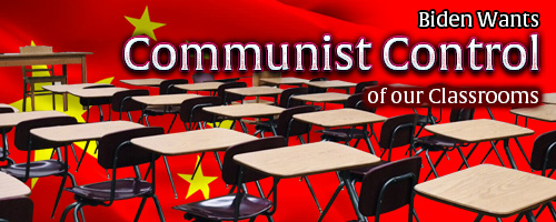 Communist China Control of Classrooms